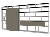 Мебельная система (стеллаж) FC0919