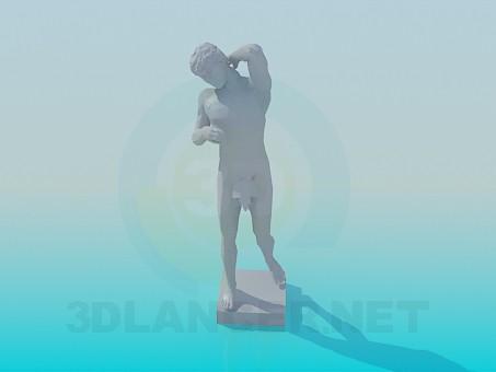 descarga gratuita de 3D modelado modelo Monumento
