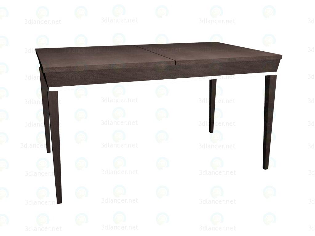 3d модель Стол раcкладной (сложенный) 140 VOX – превью