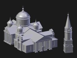 Арзамас. Смоленский собор