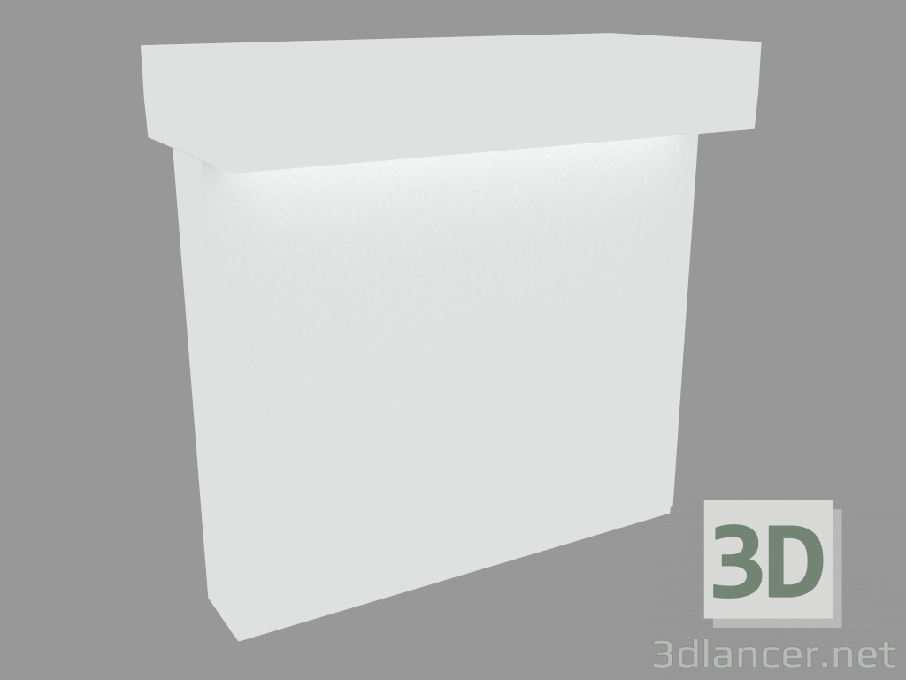 3 डी मॉडल दीपक के बाद मिनी-बॉल बोडल डब्लू इमिशन एच 220 मिमी (S7215W) - पूर्वावलोकन