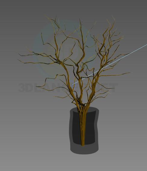 modelo 3D Verdes - escuchar