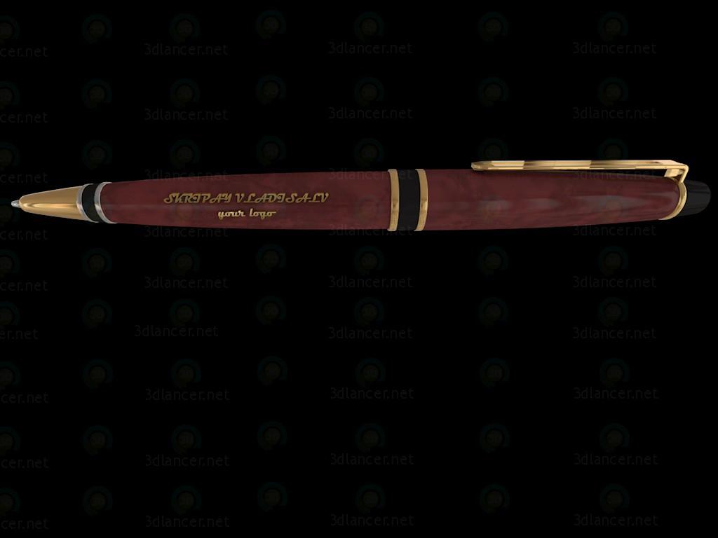 3d model Pen - Pen - preview
