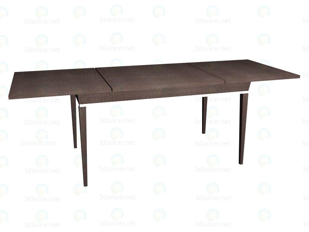 3d model Folding table (decomposition) 140 - preview