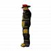 3d BOB fireman model buy - render