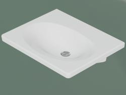 Évier Nautic 5562 pour meuble (55629901, 62 cm)