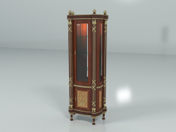 1-दरवाजा अलमारी (कला। 14110)