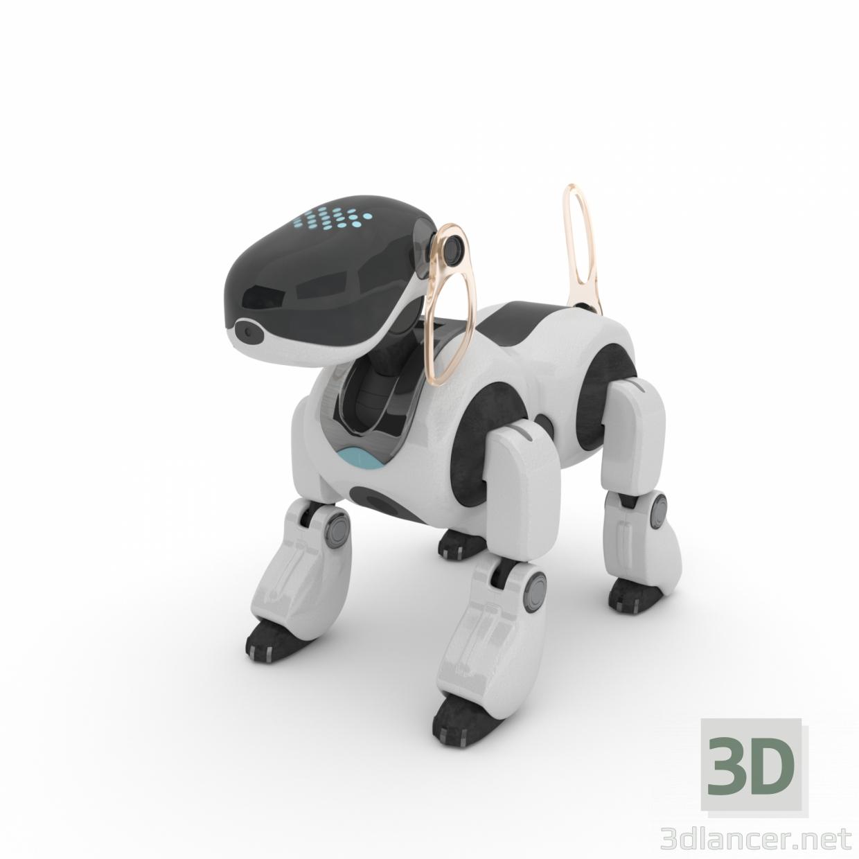 3d Aibo model buy - render