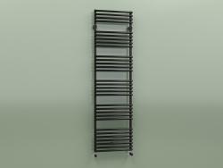 Полотенцесушитель KART (1757x500, Black - RAL 9005)