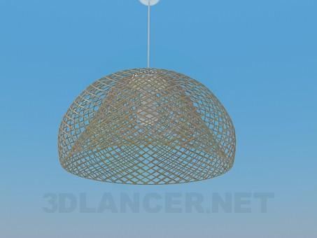 Avize model ücretsiz 3D modelleme indir