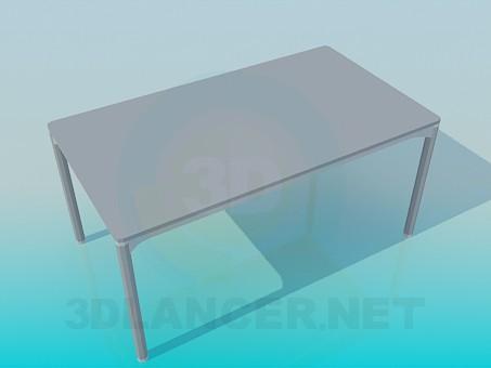 3d модель Стіл кухонний – превью