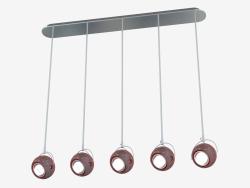 Ceiling lighting fixture D57 A15 03