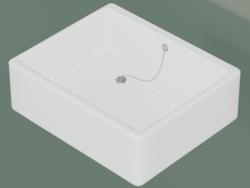 Lavabo da bagno 6322 99 (GB1563229901, 60 cm)