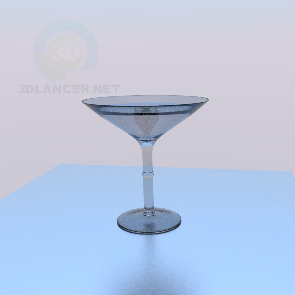 3d model Winglass - preview