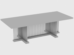 Mesa de Jantar SCHUBERT TABLE (250X110XH75)