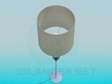 3d model Floor lamp - preview