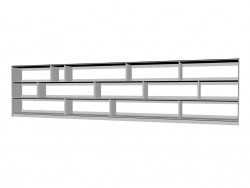Furniture system (rack) FC0924