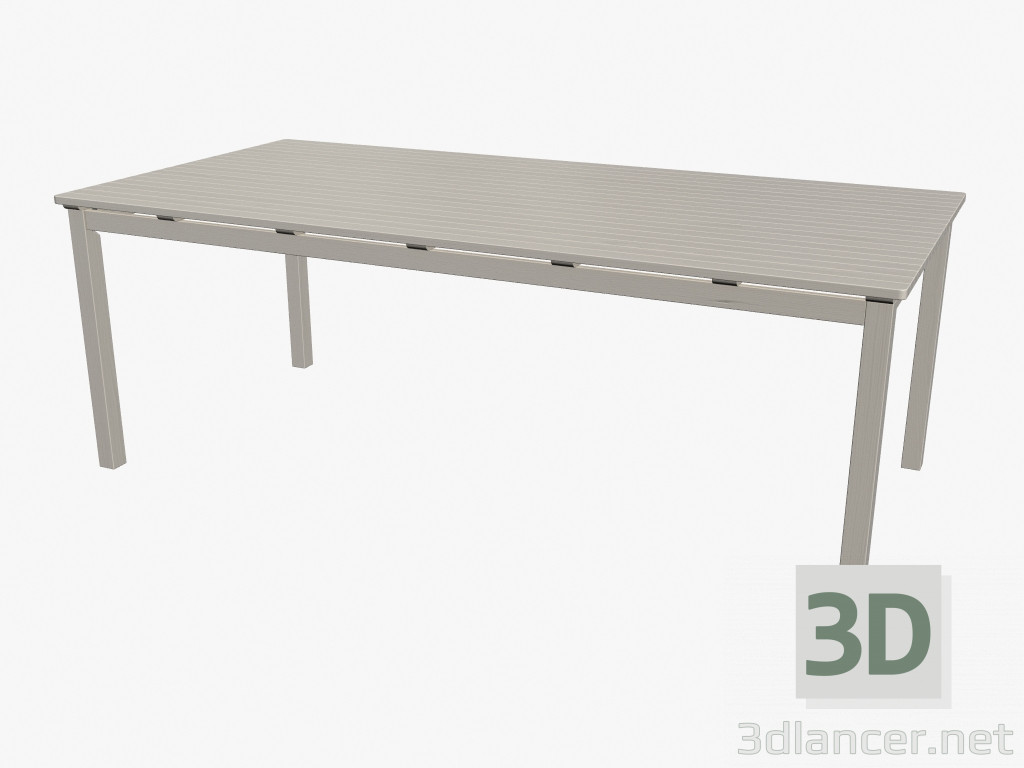 3d model dining table light manufacturer ikea collection for Table lit ordinateur ikea