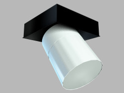 Ceiling recessed lamp 8972
