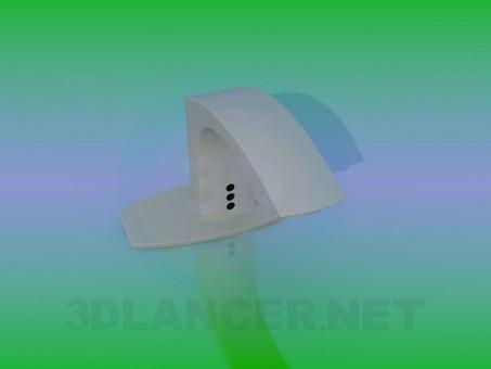 modelo 3D Grifo - escuchar