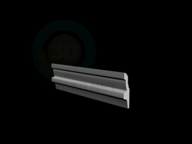 3d model Plinth - preview