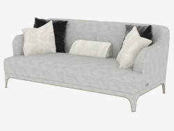 Sofa moderne double Oscar (208х98х89)