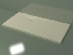 Shower tray (30UBD123, Bone C39, 160 X 80 cm)