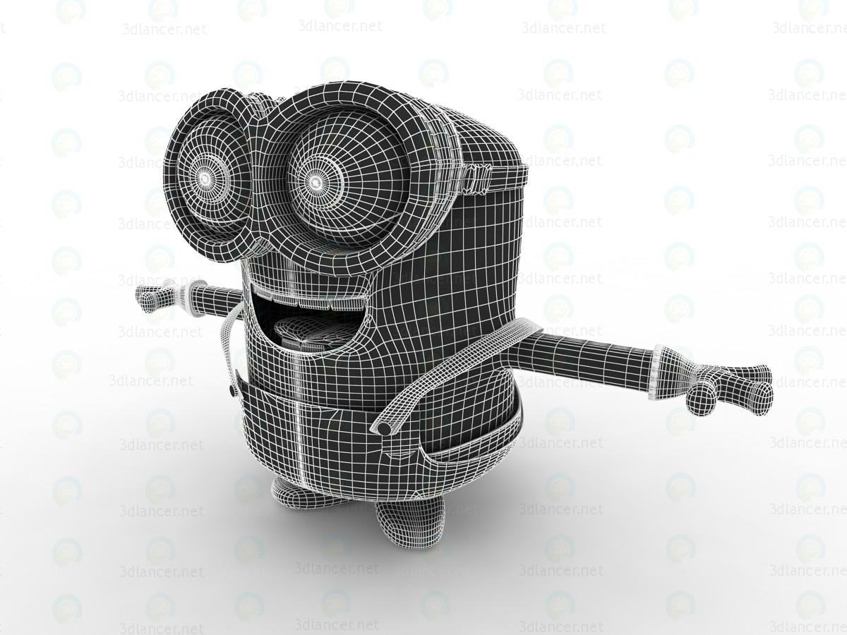 3d Фаворити-2015 Боб-міньйон модель купити - зображення