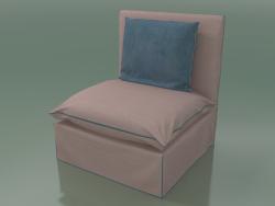 मॉड्यूलर armchair armrests के बिना (06)