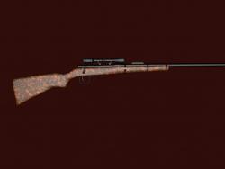 Rifle sniper