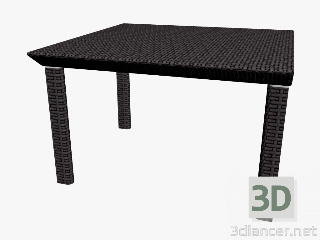 3d model coffee table 60 x 60 manufacturer triconfort id for Coffee table 60 x 60