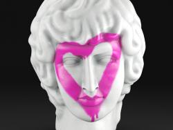 gypsum head