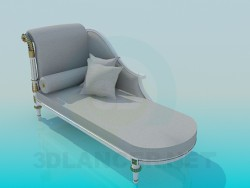 Roman couch