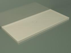 Shower tray Medio (30UM0124, Bone C39, 180x80 cm)