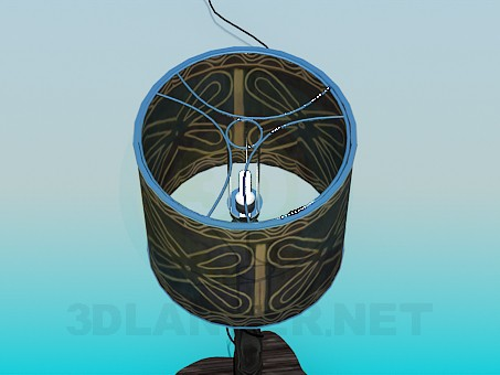 3d model Floor lamp - preview