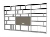 Sistema de mobiliario (rack) FC0929