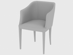 Chair GISELLE CHAIR (55x57xH77)