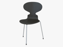 Dining chair on three legs Ant