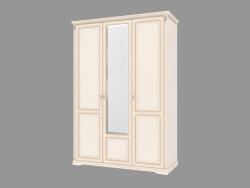 The case is wardrobe 3-door (1644х2336х664)