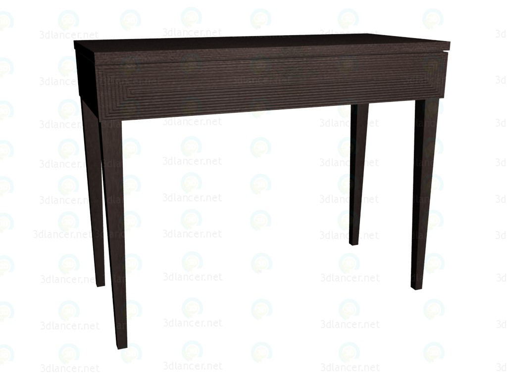 3d model Dressing table - preview
