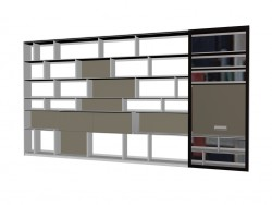 Furniture system (rack) FC0931