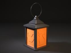lamp halloween