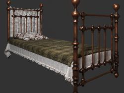 धातु बिस्तर