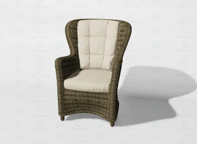 3d модель Siena крісло – превью