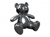Toy Teddy Silver