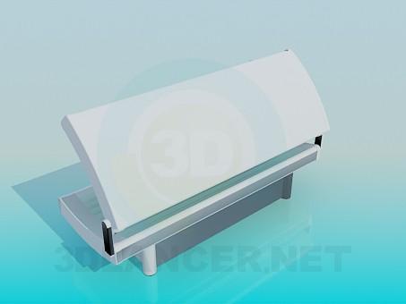 3d model Solarium - preview