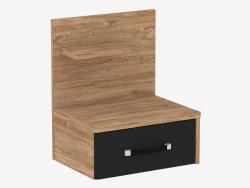 बेडसाइड टेबल 1S (TYPE MOAK01L)