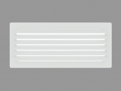 Wall-mounted luminaire BRIQUE RECTANGULAR (S4502)