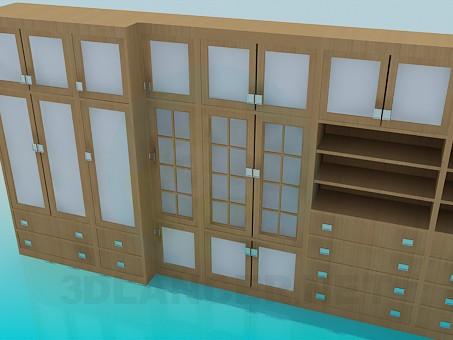 modelo 3D Auriculares para tu salón - escuchar