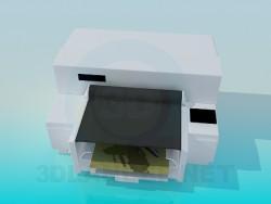 रंग प्रिंटर
